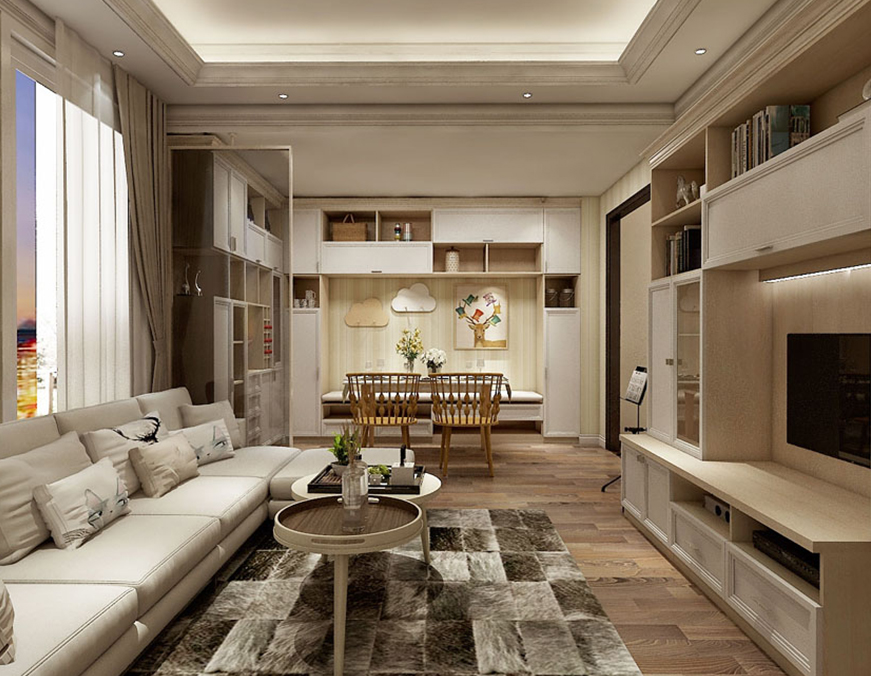 整木定制家居设计及产品标准化